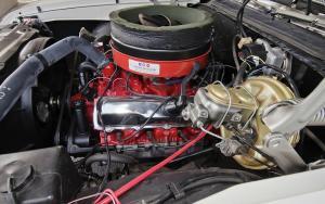 Oldsmobile 442 Hurst двигатель