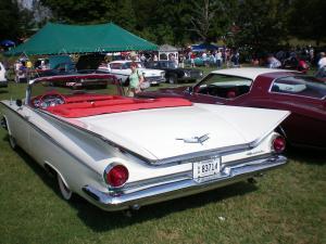 Buick Electra 225 Convertible вид сзади