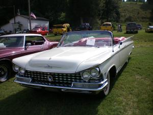 Buick Electra 225 Convertible автомобиль