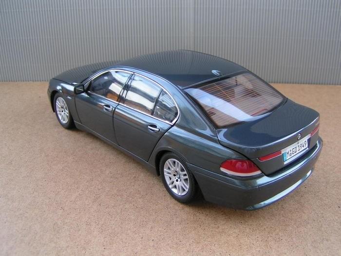 BMW 745i авто