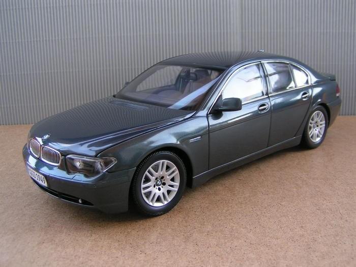 BMW 745i фото авто