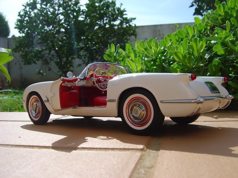 Фото авто Chevrolet Corvette С1