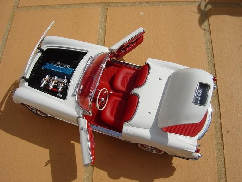 Фотография Chevrolet Corvette С1