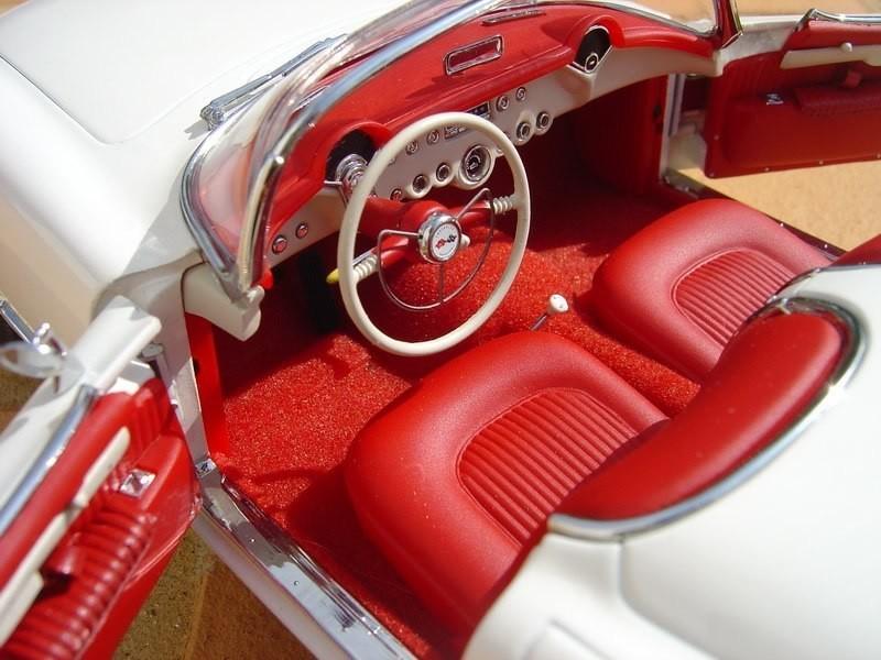 Chevrolet Corvette С1 салон