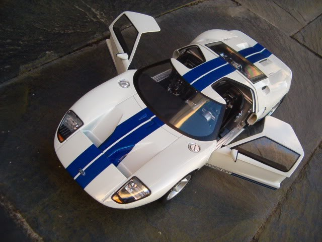 Ford GT авто