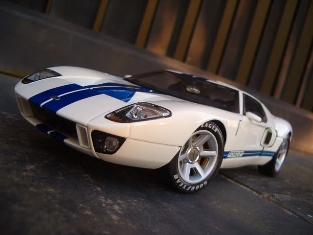 Ford GT фото атво