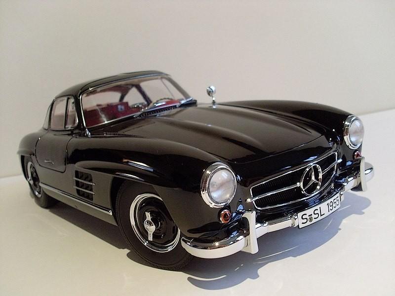 Mercedes-Benz 300SL фото