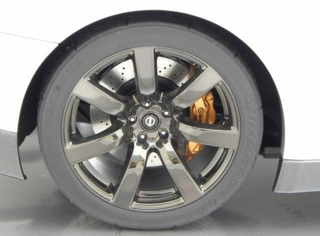 Nissan Gt-R R35 колесо