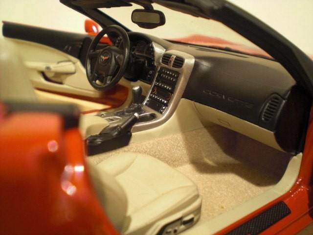 Фотография салона Chevrolet Corvette
