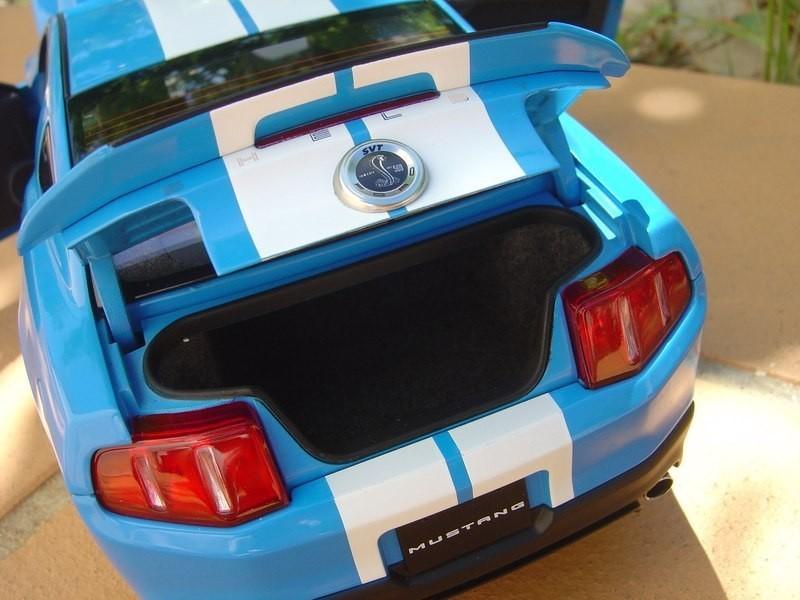 Багажник Ford Shelby Mustang GT500