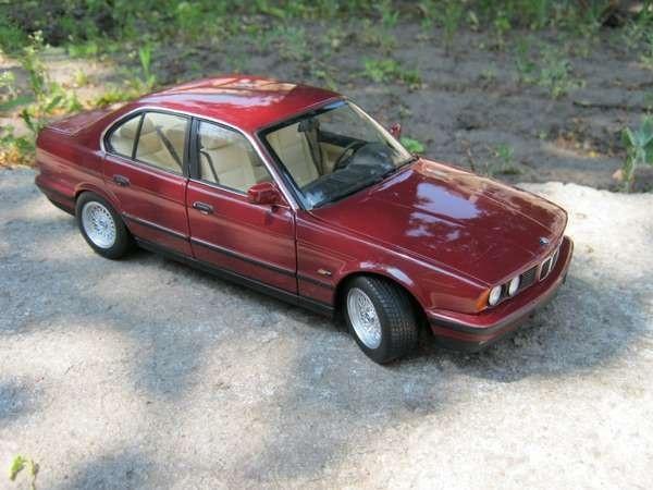 Фото BMW 535i E34
