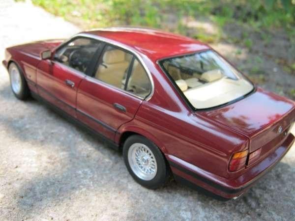 BMW 535i E34 авто