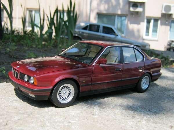 Фото авто BMW 535i E34