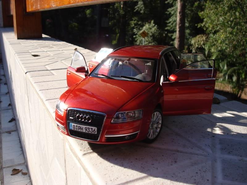 Фотография Audi A6 Avant 3.2 Quattro