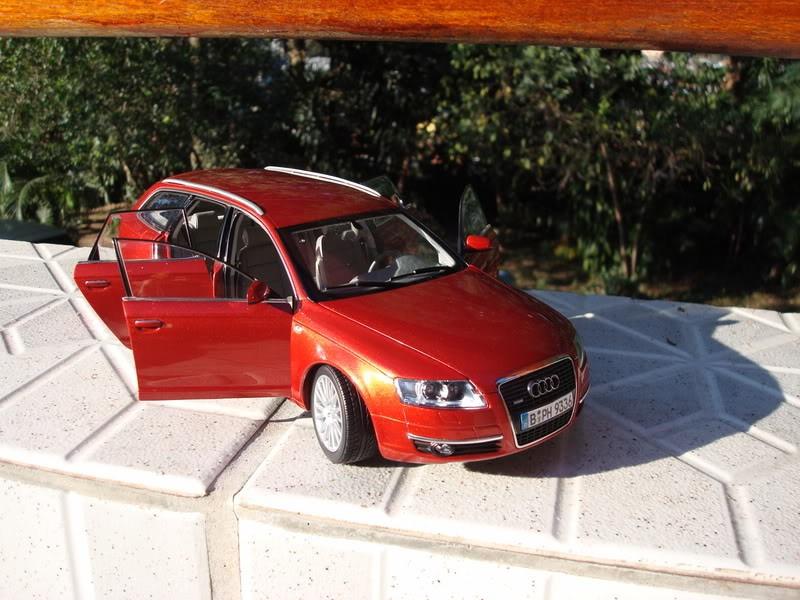 Фото авто Audi A6 Avant 3.2 Quattro