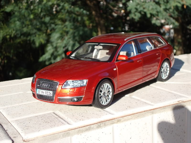 Audi A6 Avant 3.2 Quattro фото авто