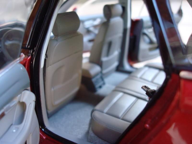 Фотография салона Audi A6 Avant 3.2 Quattro