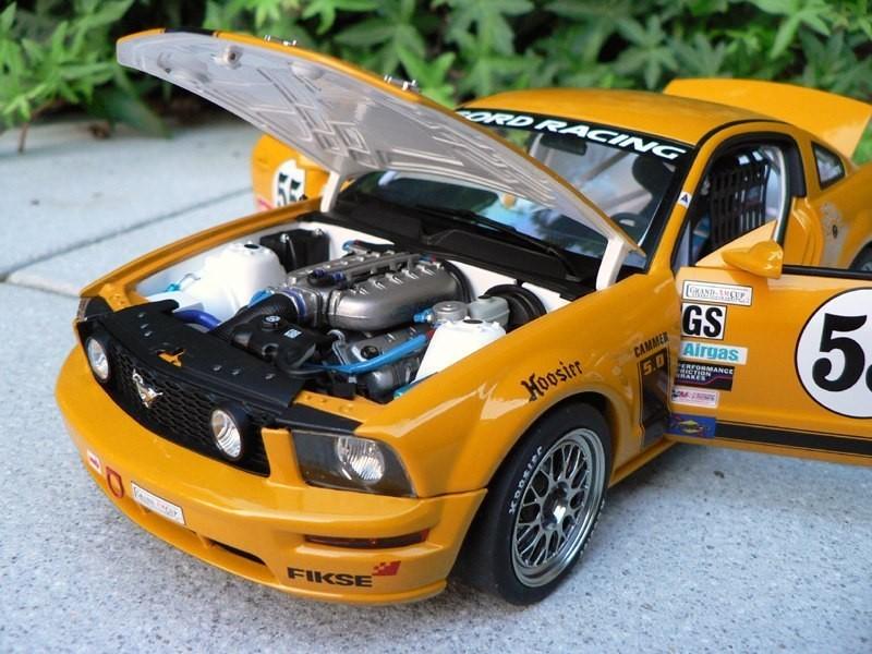 Двигатель Ford Mustang FR500C