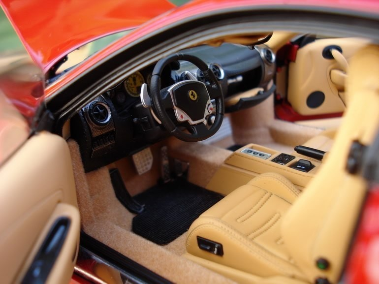 Ferrari F430 салон