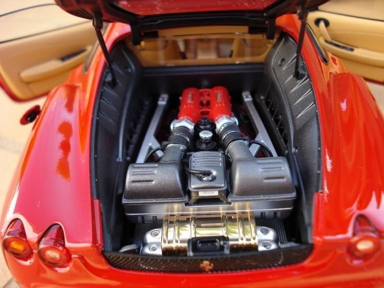 Ferrari F430 двигатель