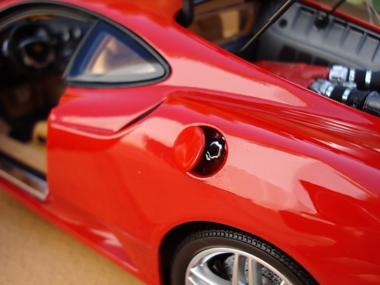 Фотография Ferrari F430