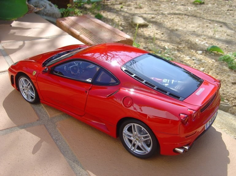 Ferrari F430 фото