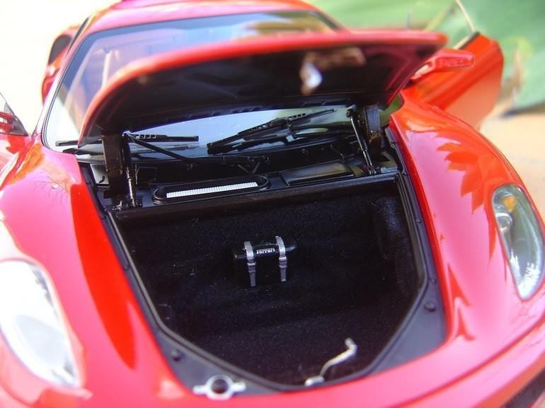 Ferrari F430 багажник