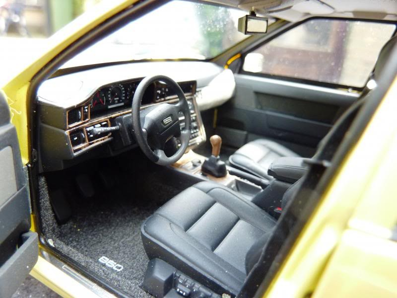 Volvo 850 T-5R салон