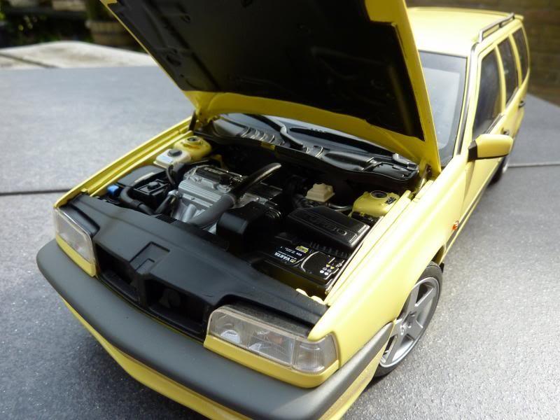 Volvo 850 T-5R двигатель