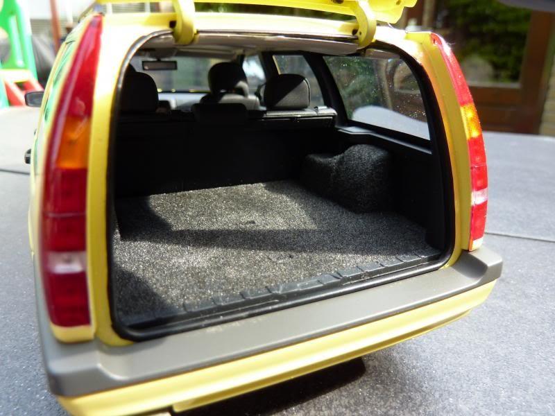 Volvo 850 T-5R багажник