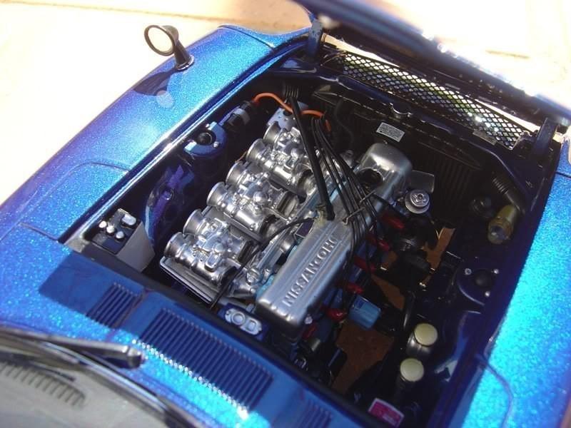 Двигатель Nissan Fairlady Z Street Sports
