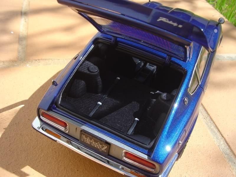 Багажник Nissan Fairlady Z Street Sports