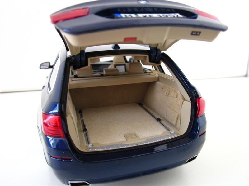 Багажник BMW 550i Touring