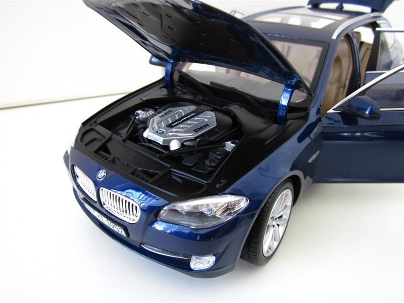 Двигатель BMW 550i Touring