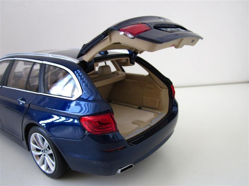 Автомобильная модель BMW 550i Touring