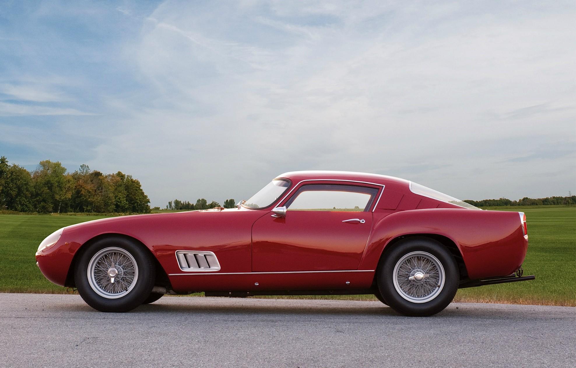 Ferrari 250 GT Tour de France вид сбоку