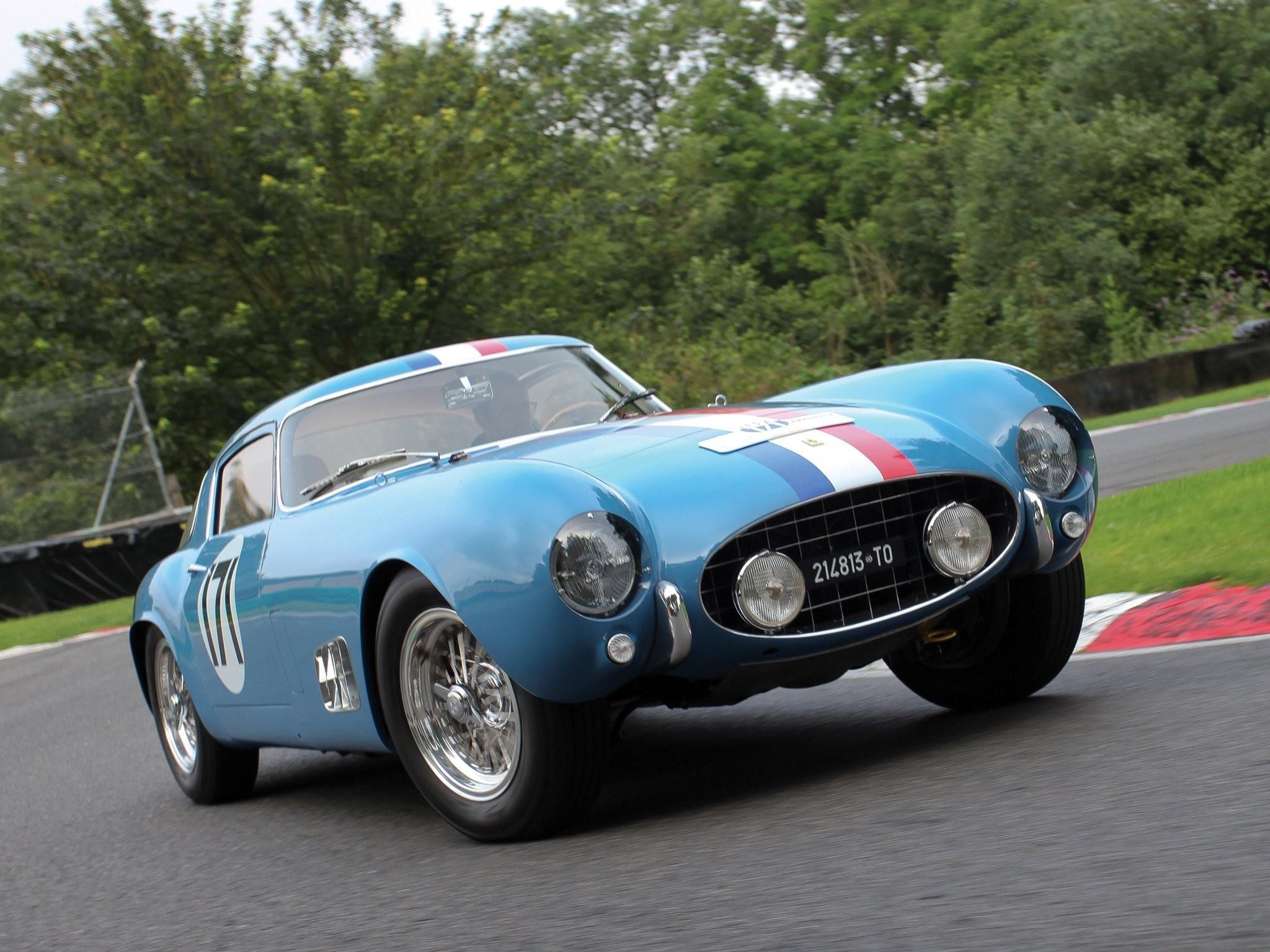 Ferrari 250 GT Tour de France авто