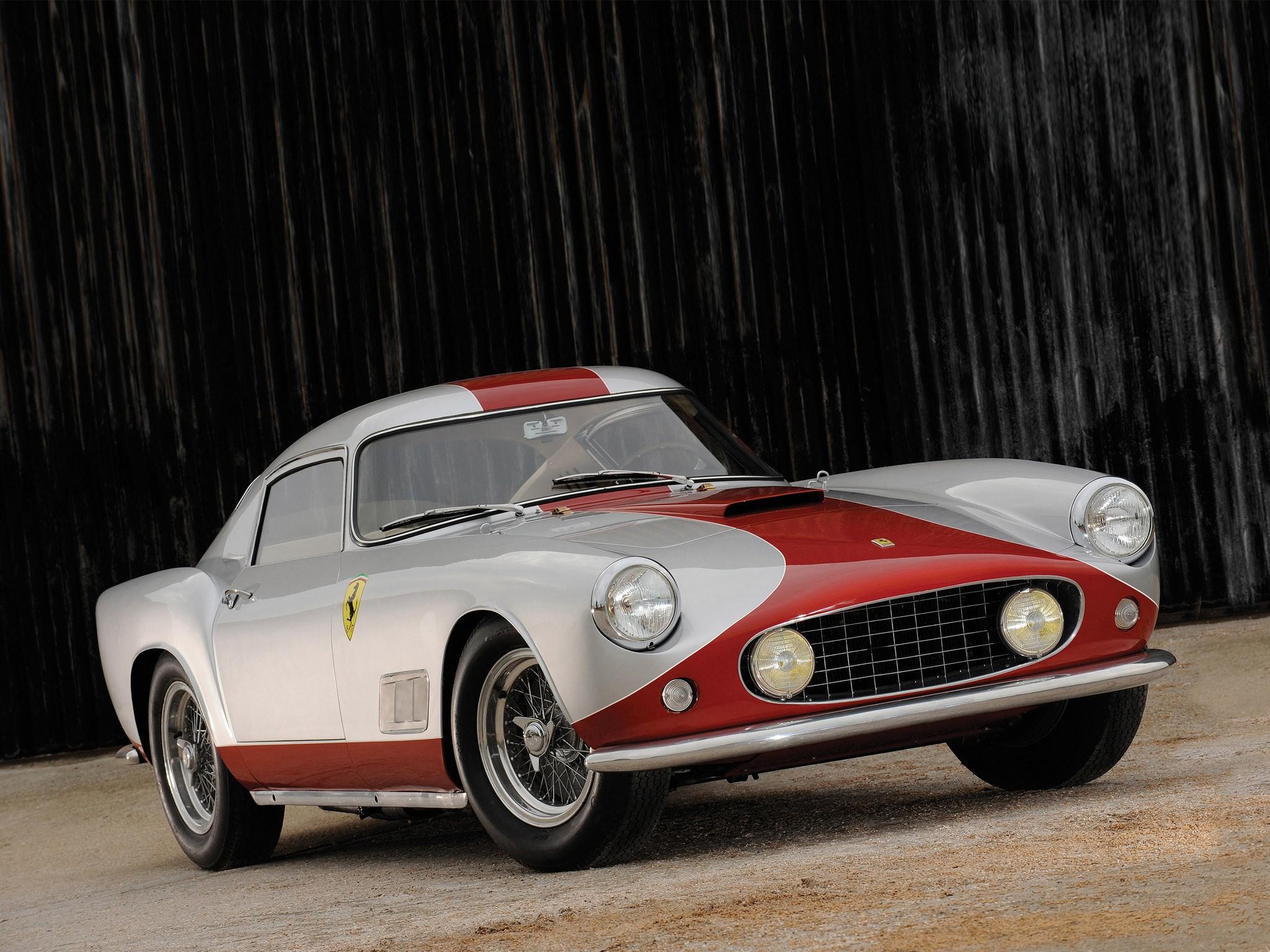 Ferrari 250 GT Tour de France фото