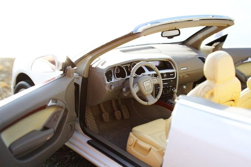 Audi A5 фото салона