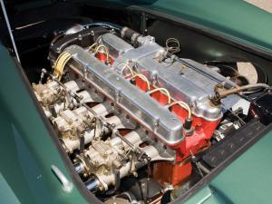 Aston Martin DB3S двигатель
