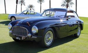 Ferrari 166 Inter автомобиль