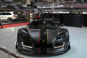 Gumpert Apollo Enraged родстер