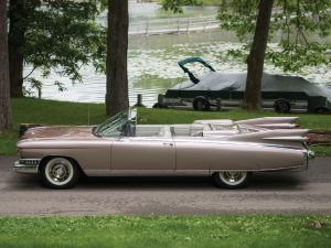 Cadillac Eldorado Biarritz вид сбоку