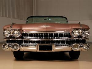 Cadillac Eldorado Biarritz вид спереди