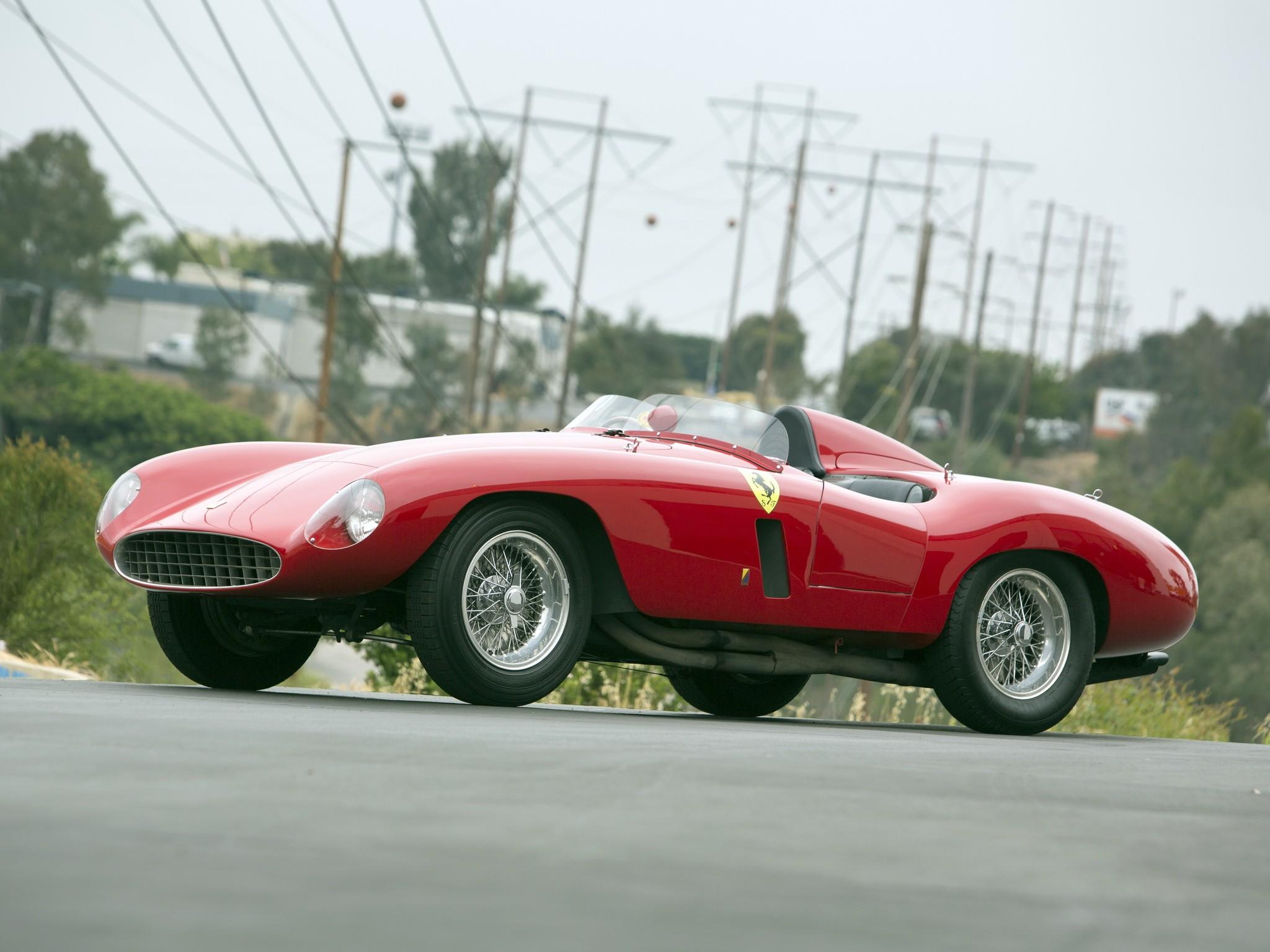 Ferrari 750 Monza photo car