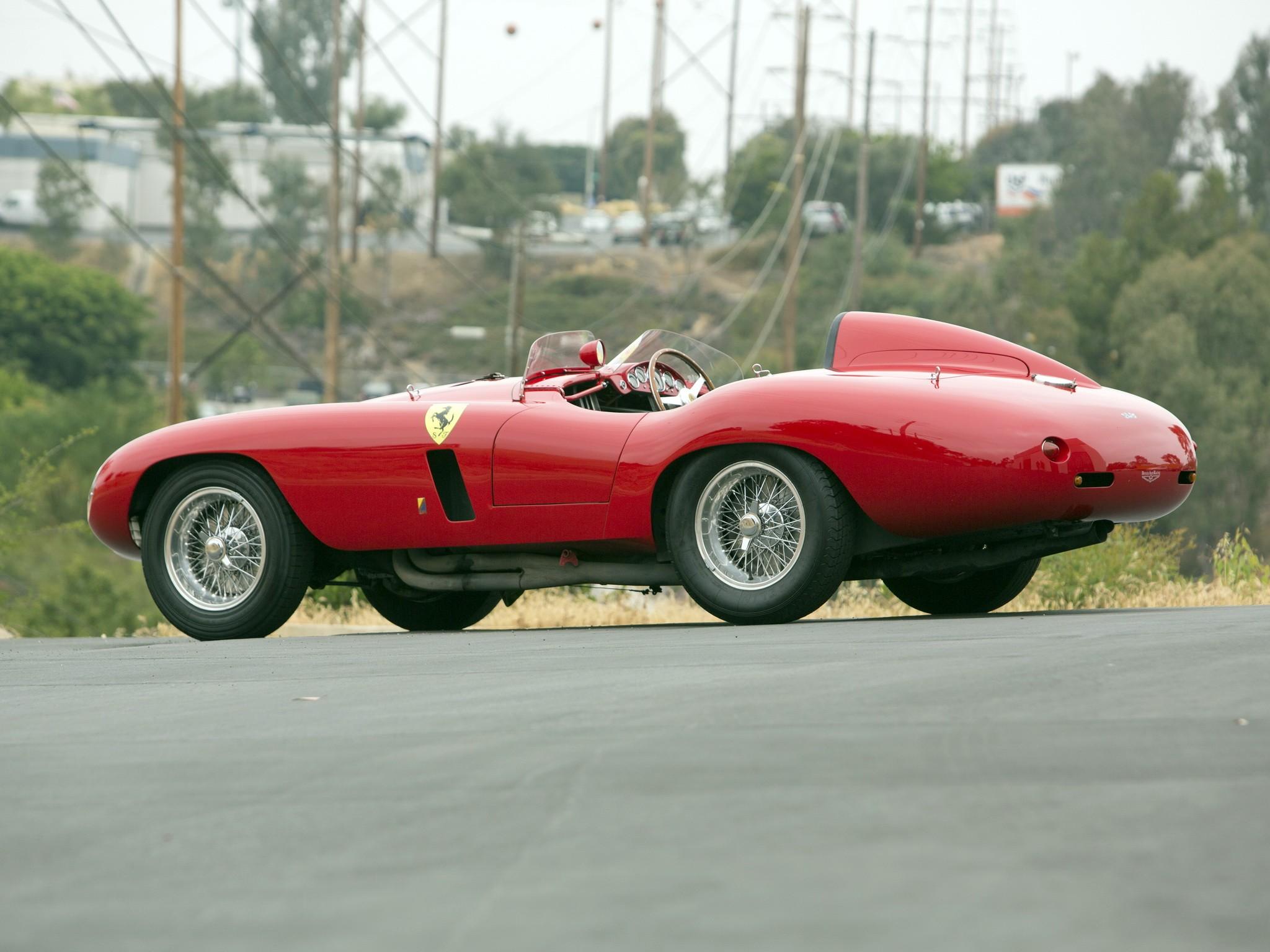 Ferrari 750 Monza фото