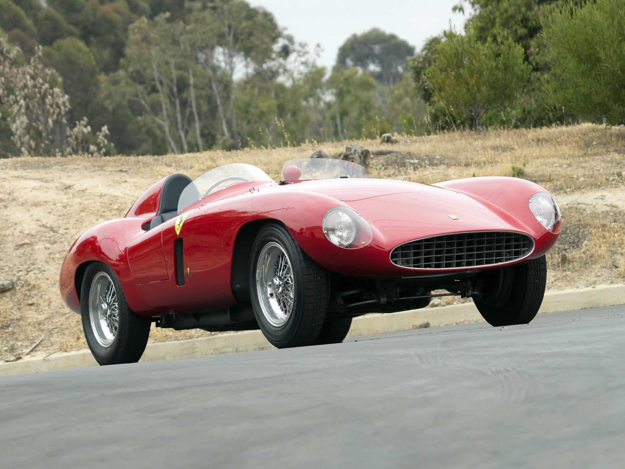 Ferrari 750 Monza авто