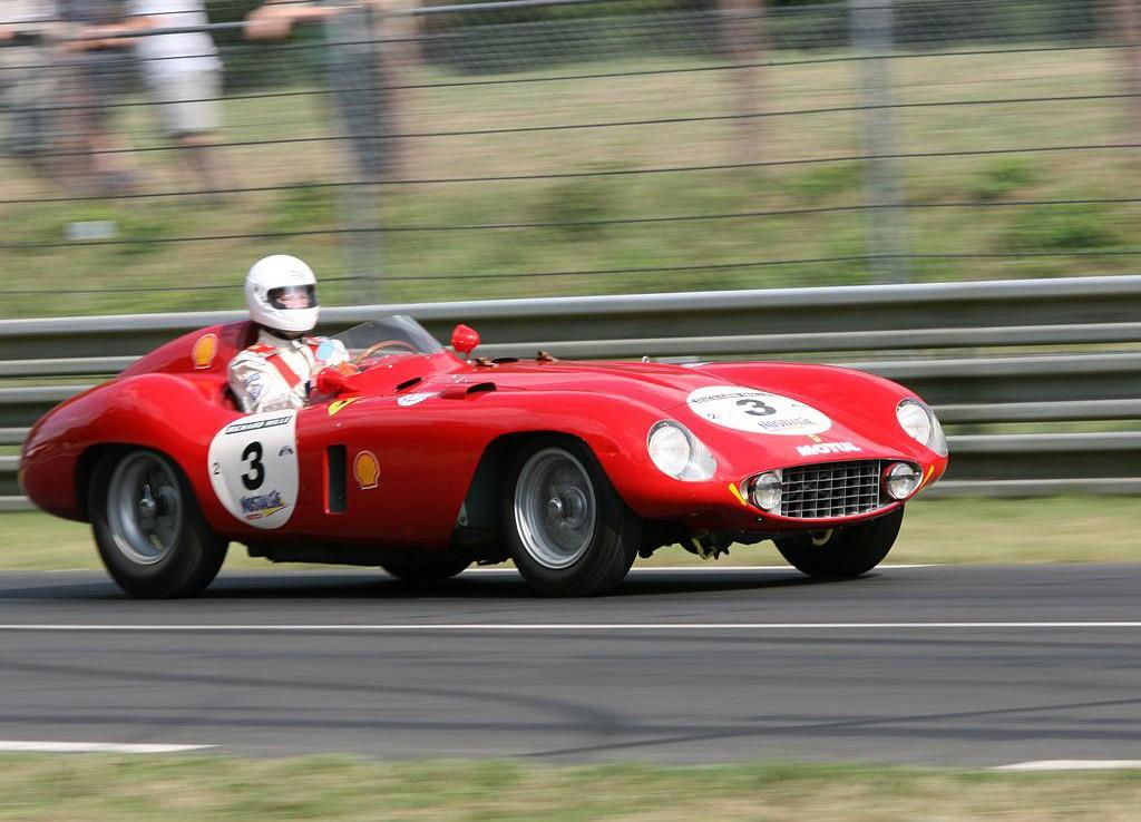 Ferrari 121 LM Scaglietti Spyder photo