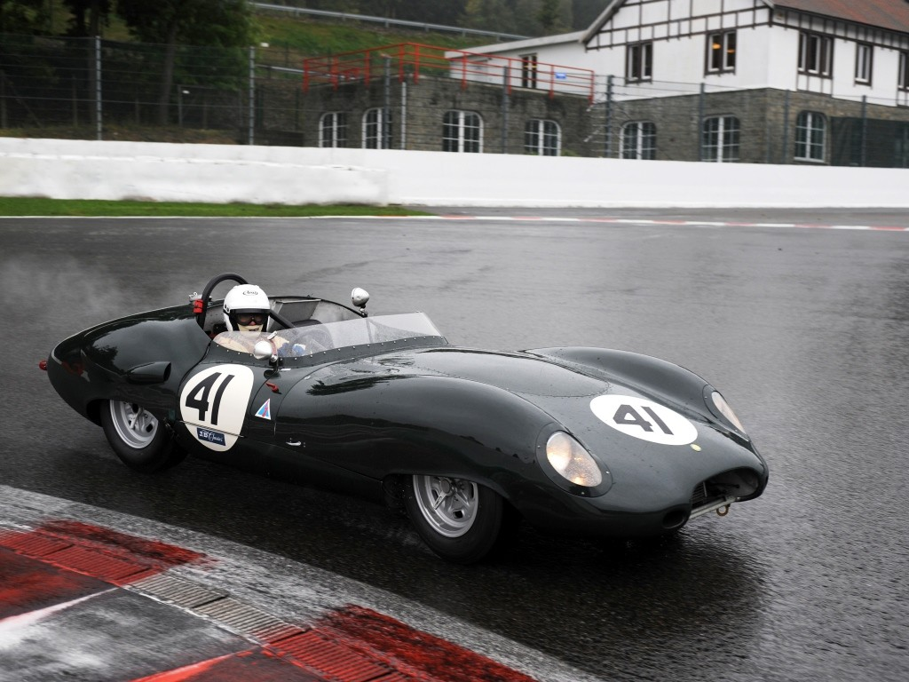 Lister Jaguar Costin Roadster photo