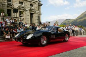 Maserati 450S Costin-Zagato купе